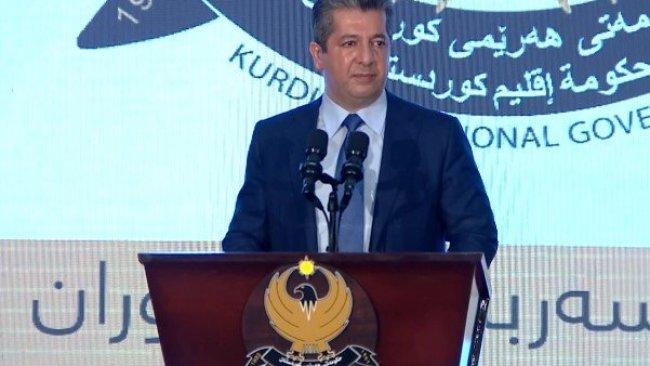 Başbakan: Bugün Başkan Barzani'nin verdiği söz yerine getirildi