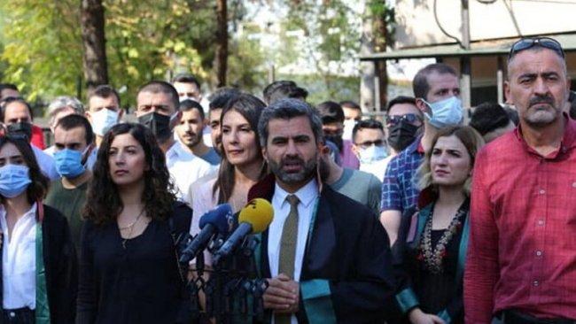 78 barodan ortak açıklama: Diyarbakır 9. Ağır Ceza Mahkemesi Başkanı görevden uzaklaştırılsın