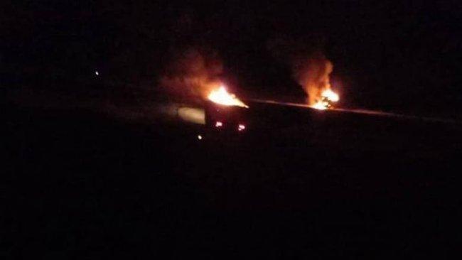 Irak-Suriye sınırında Haşdi Şabi konvoyuna saldırı!