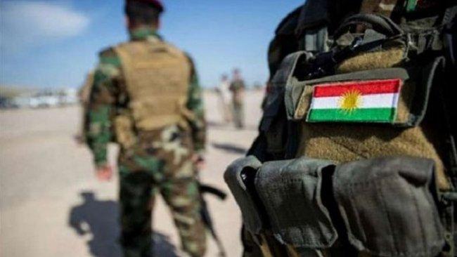 PKK'nin döşediği mayın patladı: 2 Peşmerge şehit