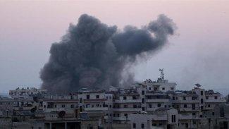 Rusya İdlib'e 15 hava saldırısı düzenledi