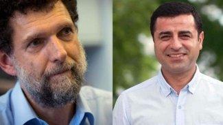Avrupa Konseyi'nden Selahattin Demirtaş ve Osman Kavala kararı