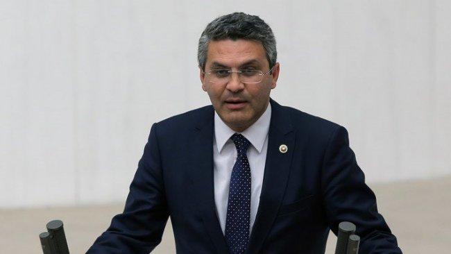 CHP'li Salıcı: Çözüm sürecindeki önerilerimizin arkasındayız