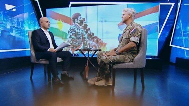 Hollandalı askeri danışman 'modern Peşmerge ordusu' için tarih verdi