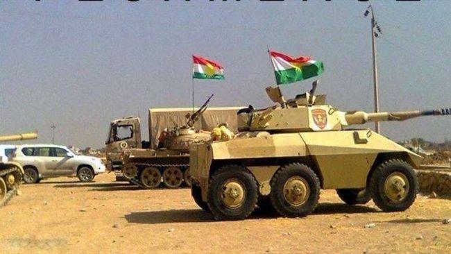 'Peşmerge ve Irak ordusu ortak operasyonlara başladı'