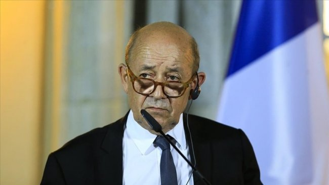 Fransa Dışişleri Bakanı'ndan ABD ve Avustralya için 'eski ortak' nitelemesi