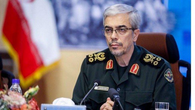 İran Genelkurmay Başkanı'ndan Kürt partilere tehdit!