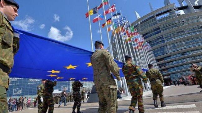AB'den 'Avrupa ordusu' açıklaması
