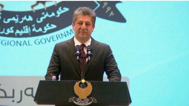 Başbakan Barzani:  Kanla kurtarılan bu topraklara müdahaleyi asla kabul etmeyiz