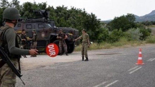 Bitlis'in köy ve mezralarında sokağa çıkma yasağı