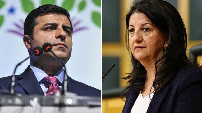 Demirtaş'ın Buldan'a verdiği yanıt Kobane Davası'na damga vurdu