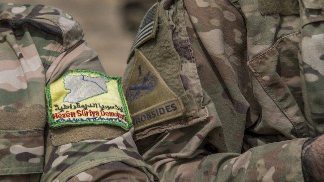 ABD, IŞİD ile mücadelede DSG'ye desteğimiz devam ediyor