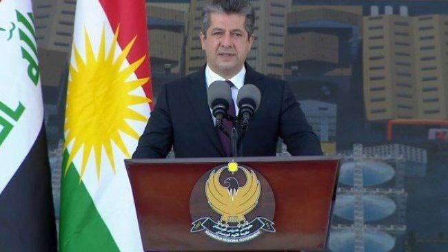 Başbakan Barzani: Güçlü ekonomik altyapı için çalışıyoruz
