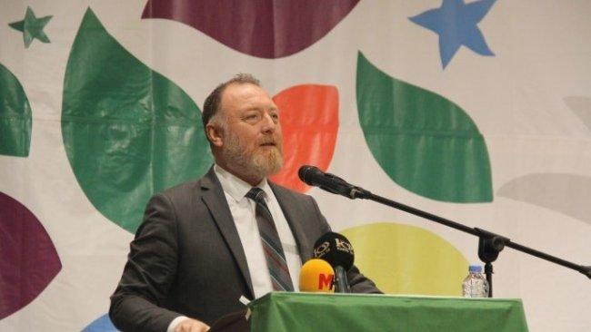 HDP'li Temelli'den eleştirilere yanıt: 'Kişisel görüşümdür, partiyi bağlamaz'