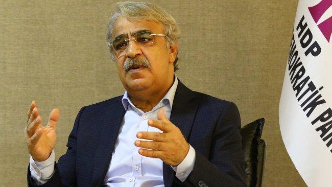 Mithat Sancar: Çözümün adresi Meclis'tir, hiçbir aktör gözardı edilemez