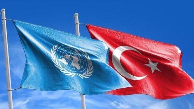 Türkiye'den BM'ye statü değişikliği notası