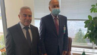 SMDK heyeti Arap Birliği Sekreteri'yle görüştü: Gündem Suriye ve Rojava