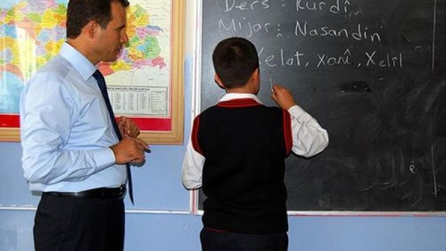 Bakanlık Kürtçe öğretmenliğine sadece 3 kontenjan ayırdı