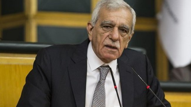 Ahmet Türk: Kürt meselesinin çözümü için muhatap...