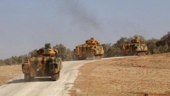 Reuters: Rusya Afrin çevresindeki köyleri vurdu, Türkiye bölgeye askeri yığınak yapıyor