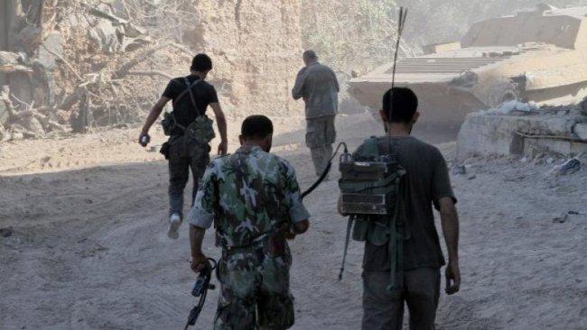 Rusya: Türkiye'nin denetlediği bölgedeki militanlar Suriye ordusuna ateş açtı