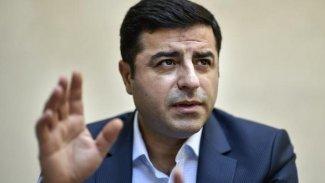 HDP'nin açıkladığı deklarasyona Demirtaş'tan ilk değerlendirme