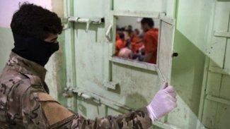 ABD, Rojava'da IŞİD'lilerin tutulduğu hapishaneye takviye güç gönderdi