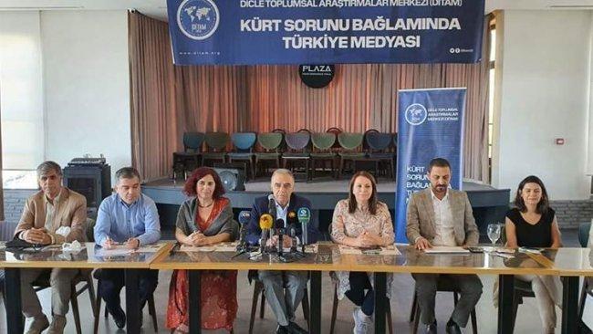 DİTAM'dan 'Kürt sorunu bağlamında Türkiye medyası' projesi