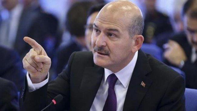 Soylu: HDP'yi meşru görmek ihanet demektir