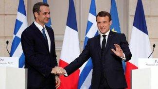 Yunanistan Fransa'dan savaş gemisi alıyor