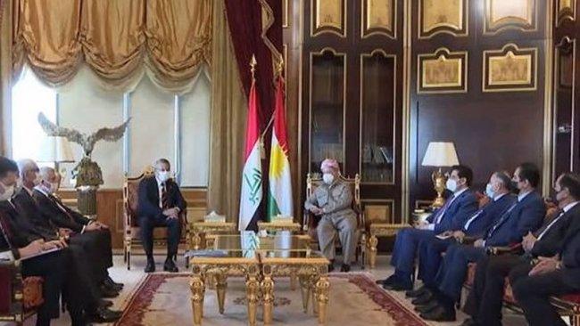 CHP'den İYİ Parti'ye Erbil ziyareti