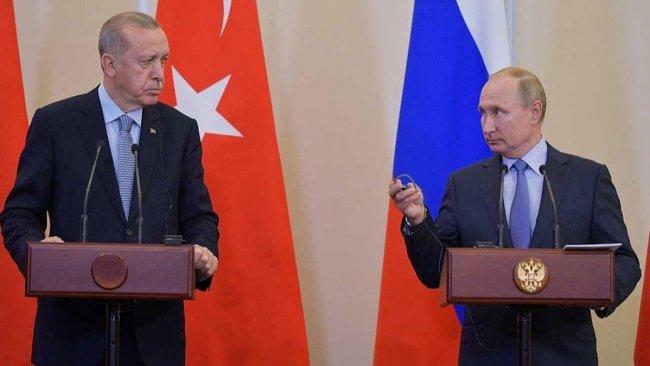 Erdoğan ve Putin görüşecek: Ana gündem Suriye