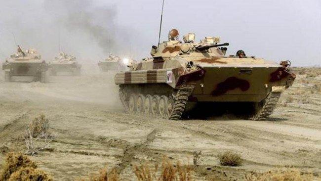 İran'dan Kürdistan Bölgesi sınırlarında askeri tatbikat