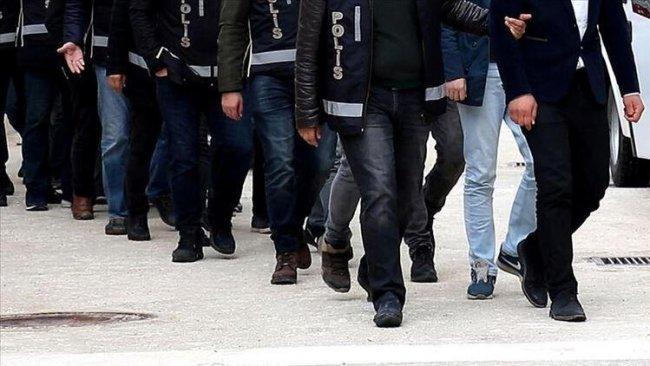 Diyarbakır'da 11 kişiye gözaltı