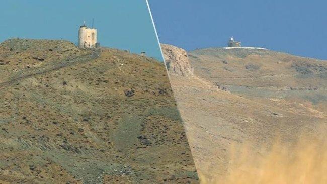 İran, Kürdistan Bölgesi sınırlarındaki tepelerde 57 kalekol kurdu