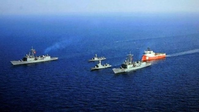 Türkiye'den yeni Doğu Akdeniz açıklaması