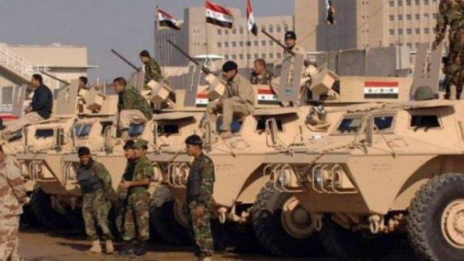 250 bin Irak askeri teyakkuza geçiriliyor