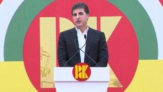 Neçirvan Barzani'den çağrı: Gelin birlik olalım