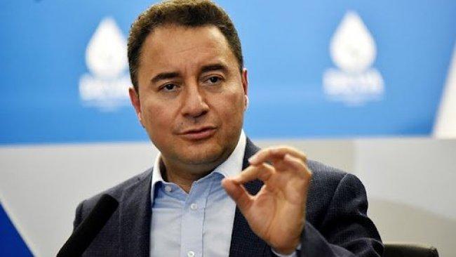 Babacan'dan 'ittifak' açıklaması: 6 siyasi parti olarak çalışıyoruz