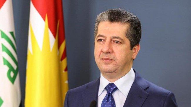 Başbakan Barzani'den, güvenlik güçlerine teşekkür mesajı