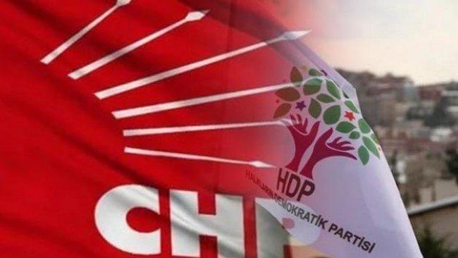 HDP'den CHP'ye 'tutum belgesi' ziyareti