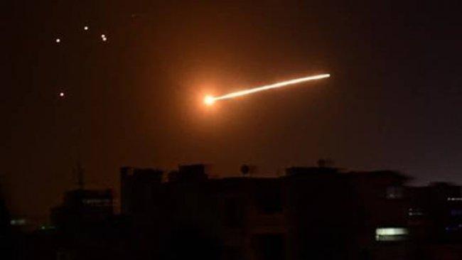 Rusya: İsrail'in son hava saldırısında 6 Suriye askeri yaralandı