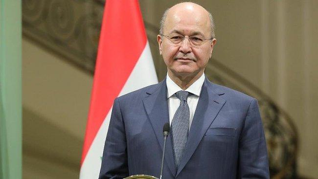 YNK, Irak Cumhurbaşkanı adaylarının Berhem Salih olduğunu açıkladı